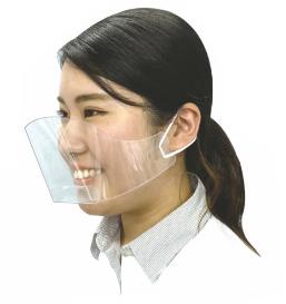 組立式簡易マスク