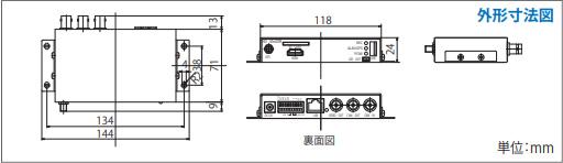 超小型SDカード記録レコーダー