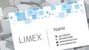 LIMEX名刺